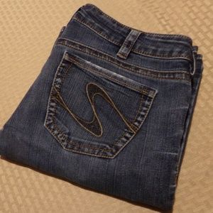 SILVER JEANS Size W30 / L31 ~ Tuesday Bootcut
